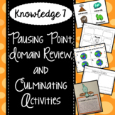 CKLA Knowledge 7 - Pausing Point, Domain Review, Culminating Activities