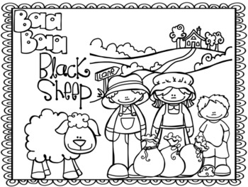 CKLA Knowledge Kindergarten Coloring Book - Unit 1 Nursery Rhymes and Fables