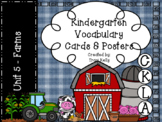 CKLA Knowledge Kindergarten Vocabulary  - Unit 5 Farms