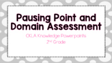CKLA Knowledge Unit 1 Pausing Point, Domain Review, and Do