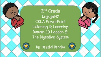 CKLA L & L Domain 10 Lesson 5 POWERPOINT