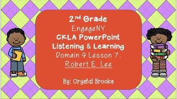CKLA L & L Domain 9 Lesson 7 POWERPOINT