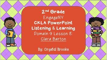 CKLA L & L Domain 9 Lesson 8 POWERPOINT