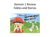 CKLA Listen & Learn 1st Grade Domain 1-11 Review Powerpoin