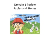 "CKLA Listen & Learn 1st Grade Domain 1 ""Fables & Stories"""