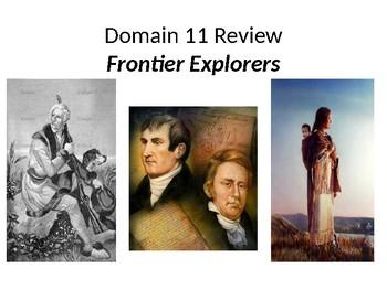 CKLA Listen & Learn 1st Grade Domain 11 Frontier Explorers PP Review