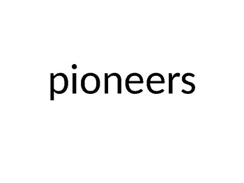 CKLA Listen & Learn 1st Grade Domain 11 Frontier Explorers PP Review