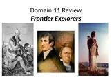 CKLA Listen & Learn 1st Grade Domain 11 Frontier Explorers