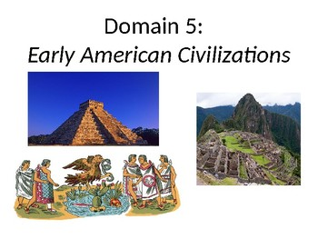 CKLA Listen & Learn 1st Grade Domain 5 Early American Civilizations PP Review
