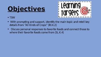 CKLA Listening Learning Domain 5- Part 2
