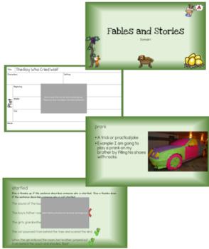 CKLA Listening & Learning Vocab PowerPoint & Activity Books Bundle (Domains 1-6)
