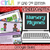CKLA Powerpoint: Nursery Rhymes and Fables (Amplify, EngageNY)Distance Learning