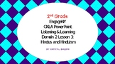 CKLA Listening and Learning Domain 2 Lesson 3