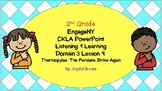 CKLA Listening and Learning Domain 3 Lesson 9