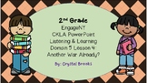 CKLA Listening and Learning Domain 5 Lesson 4