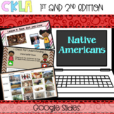 CKLA PowerPoint: Native American (Amplify, EngageNY) Distance Learning