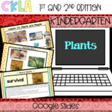 CKLA PowerPoint: Plants (Amplify, EngageNY) Distance Learning