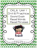 CKLA SKILLS STRAND - First Grade - Drill and Practice - Intervention - Units 1-4