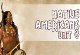 CKLA PowerPoint BUNDLE 3rd Grade Unit 8 - Native Americans