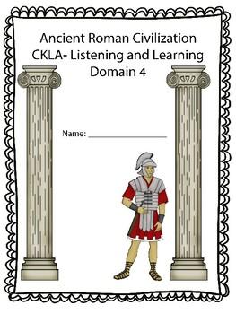 CKLA Roman Civilization- Domain 4