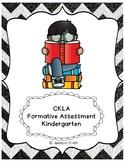 CKLA SKILLS STRAND - Formative Assessment - Kindergarten