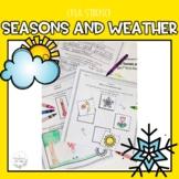 CKLA Seasons and Weather Sidekick
