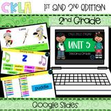 CKLA Second Grade Skills Strand Unit 5 PPT (Amplify, Engag