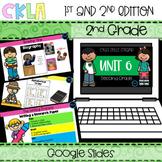 CKLA Second Grade Skills Strand Unit 6 PPT (Amplify, Engag