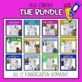 CKLA Sidekicks Kindergarten Bundle