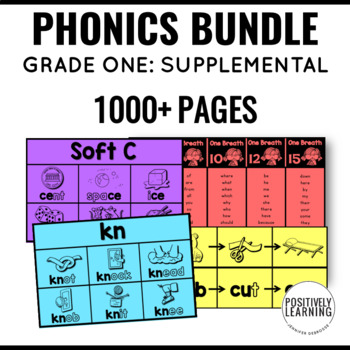 CKLA Skills Strand Grade One BUNDLE