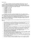 CKLA Skills Kindergarten Unit 3 Parent Letter