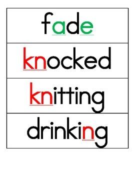 CKLA Skills Strand: Grade 1 Unit 7 Spelling