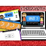 CKLA Skills Strand Unit 3 Kindergarten