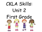 CKLA Skills Unit 2 Lessons 1-19 First Grade Power Point