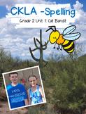 CKLA Spelling Unit 1 - Cat Bandit Second Grade