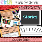 CKLA Stories Listening and Learning PowerPoint