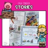 CKLA Stories Sidekick