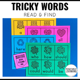 CKLA Tricky Words Read and Find All Year