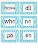 CKLA Tricky Word Cards Unit 2