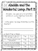 CKLA Unit 1 Classic Tales Reading Journal Freebie