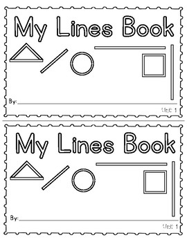 CKLA Unit 1 Prewriting Skills Booklet