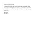 CKLA Unit 2 Part 1 Lessons 6-9