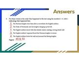 CKLA Unit 2 Part 1 Lessons 9-14