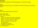 CKLA Unit 6 Geology 4th Grade Lessons 5-8