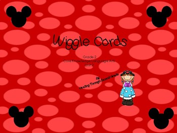 CKLA Wiggle Cards Bundle Units 2-5