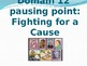 CKLA domain 12  Pausing Point