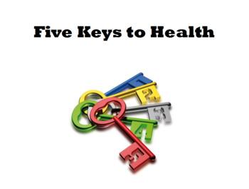 CKLA domain 2 five keys