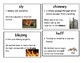 CKLA domain 3 vocabulary cards Kindergarten