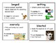 CKLA domain 3 vocabulary cards Kindergarten