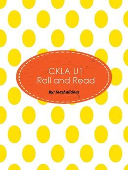 CKLA fluency phrases